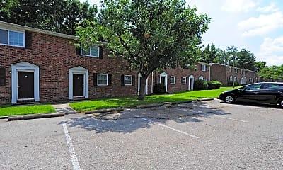 Building, Branders Bridge Apartments, 1