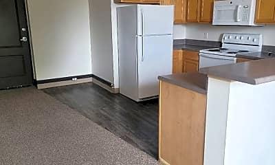 Kitchen, 610 13th St, 1