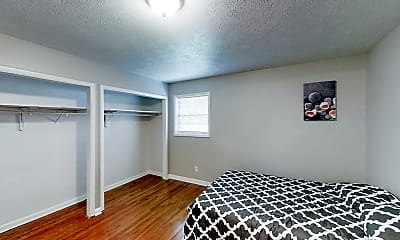 Bedroom, Room for Rent -  a 20 minute walk to bus stop Wesl, 2