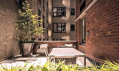 Patio / Deck, 41 Chambers St, 2
