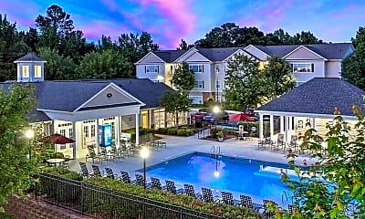 Pool, Abberly Grove, 0