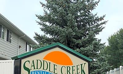 Saddle Creek Townhomes, 1