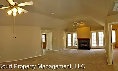 Living Room, 3310 Wedgwood, 1