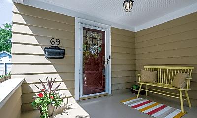 Patio / Deck, 69 Gordonhurst Ave, 0