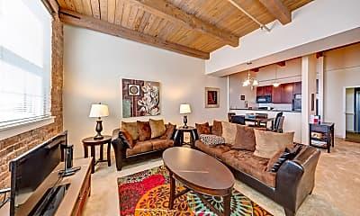 Living Room, 5th Avenue Station, 1