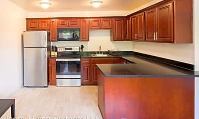 Kitchen, 2500 Dana Street 01-09, 1
