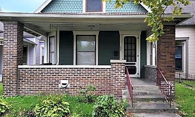 Building, 805 E Jackson St, 0