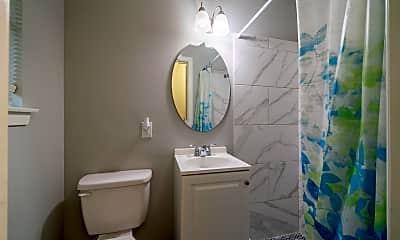 Bathroom, Room for Rent - East Houston Home, 2