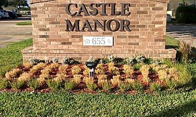 Castle Manor Apartments, 1