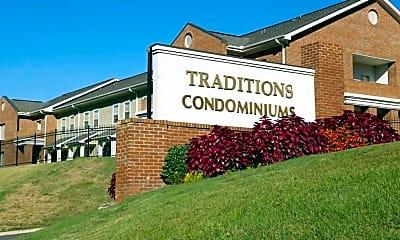Traditions Condominiums, 1