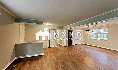 Living Room, 2306 Clements Dr, 1