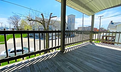 Patio / Deck, 110 E Water St, 2