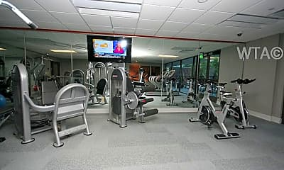 Fitness Weight Room, 1300 E Riverside Dr, 2
