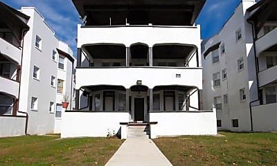 Building, 3302 Clifton Avenue, 0