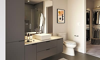 Bathroom, 2851 Fannin St, 2