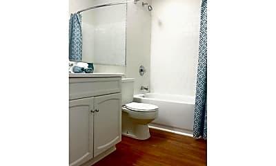 Bathroom, Edgewood Park, 2