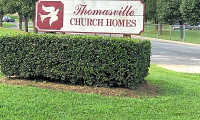 Thomasville Church Homes, 1
