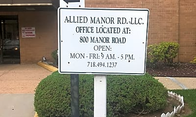 Allied Manor, 1