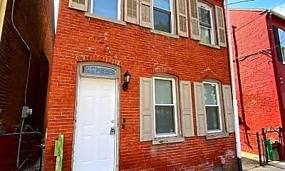 Building, 442 Poplar St, 1