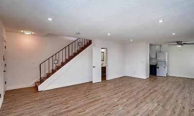 Living Room, 1615 W 145th St, 1