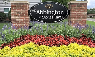 Abbington at Stones River, 1