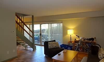Living Room, 8620 Manchester Rd, 0