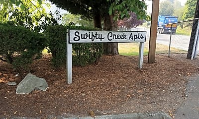 Swifty Creek Apartments, 1