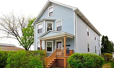 Building, 5001 W Ainslie St 2, 1