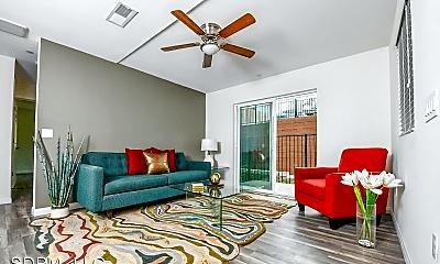 Living Room, 4336 53rd St, 0