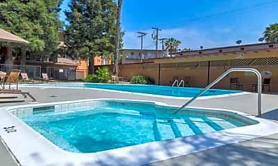 Pool, Regalia Crest Apartments, 1