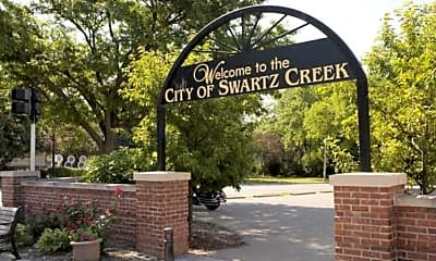 Community Signage, Riverside Manor Townhomes, 2