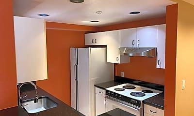 Kitchen, 1415 2nd Avenue #1706, 1