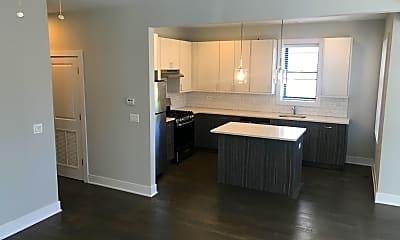 Kitchen, 2626 N Rockwell St, 2