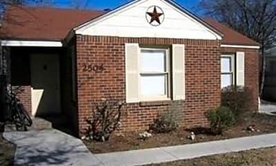 Building, 2504 Mission St, 0