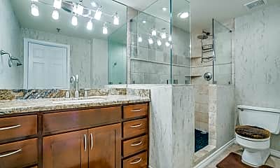 Bathroom, 3030 McKinney Avenue, Unit 303, 2