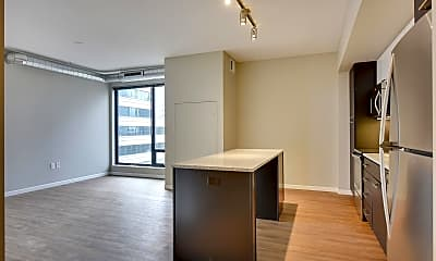 Living Room, 400 S Marquette Ave 2105, 0
