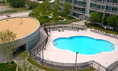 Pool, 44 Peachtree Pl NW, 2