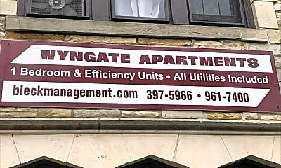Wyngate Apartments, 1