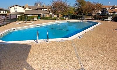 Pool, Cedar Ridge Townhomes, 0