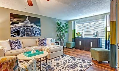 Living Room, Madison Druid Hills, 1