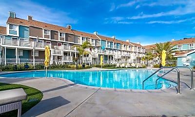 Pool, Huntington Breakers, 0