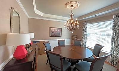 Dining Room, 9706 Ardrey Woods Dr, 1