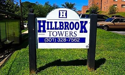 Hillbrook Towers, 1