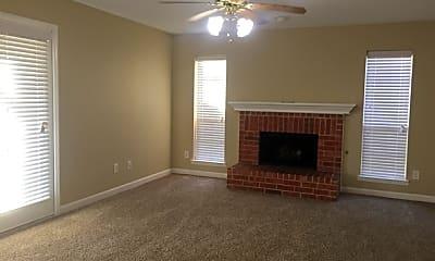 Living Room, 5412 Big Bend Drive, 1