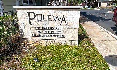 Community Signage, 91-1178 Kukulu St, 0
