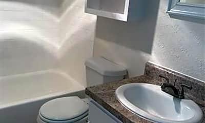 Bathroom, 4322 Bowser Ave 202, 2