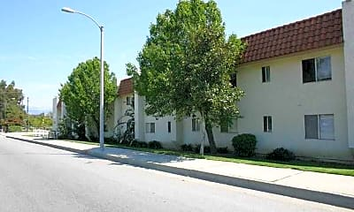 Copper Canyon Apartments, 1