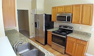 Kitchen, 414 Weatherstone Pl, 1