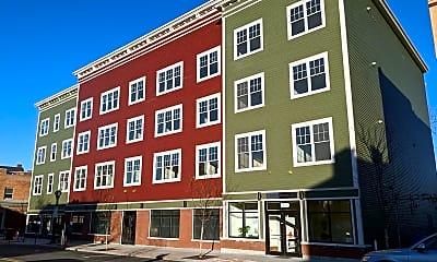 Building, 12 White St 45, 1