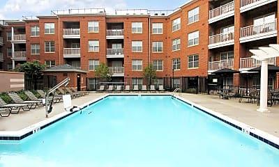 Pool, The Madison at Ballston Station, 2